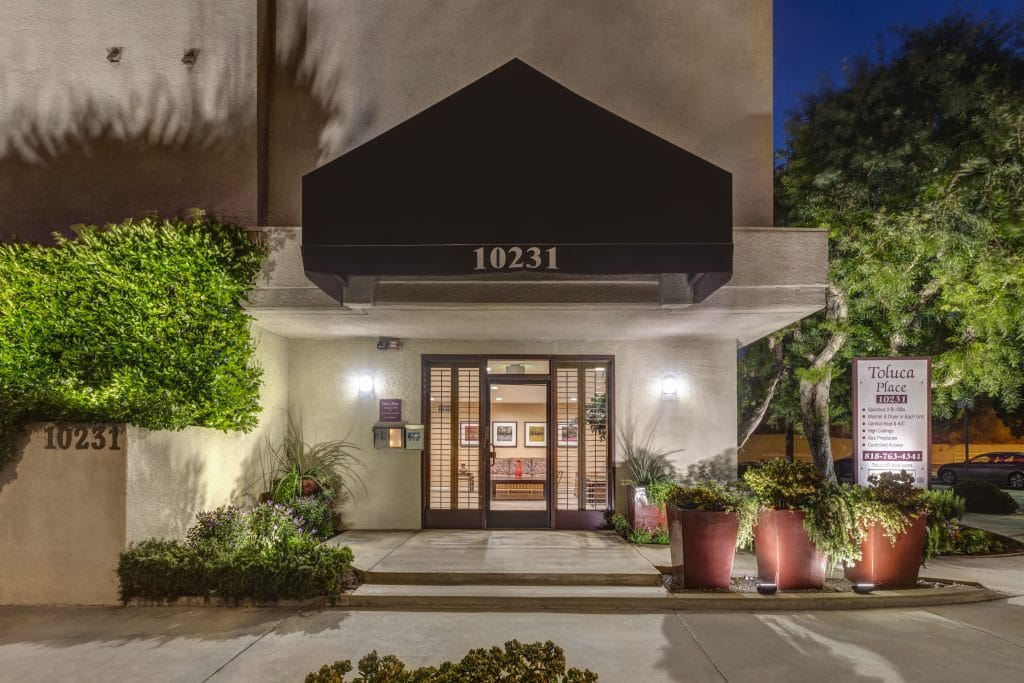 Apartments for rent in Toluca Lake, Ca