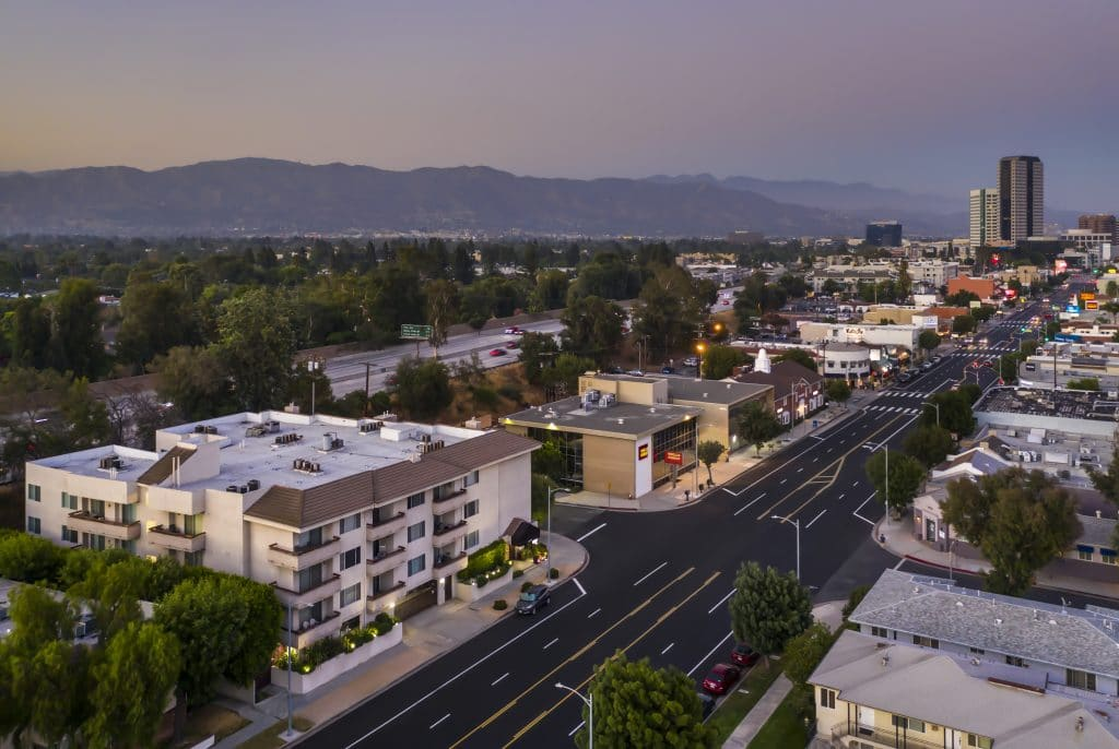 Apartments for rent in Toluca Lake, California